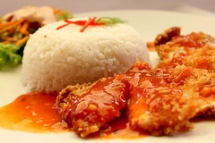 """Chicken Katsu • <a style=""""font-size:0.8em;"""" href=""""http://www.flickr.com/photos/110611083@N05/11524930616/"""" target=""""_blank"""">View on Flickr</a>"""